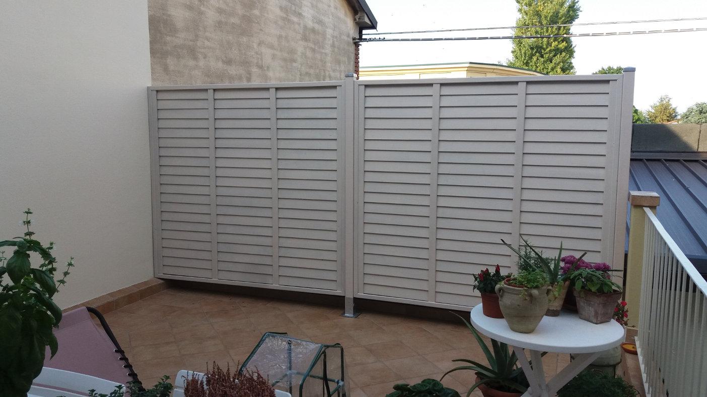 Pannelli Divisori Per Esterni In Plastica.Pannelli Divisori Giardino Divisori Per Giardini With Pannelli