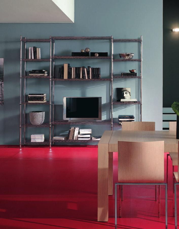 Mobili e complementi arredi in acciaio cromato for Arredi e mobili