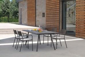 Tavoli e sedie da giardino noleggio e vendita EMU