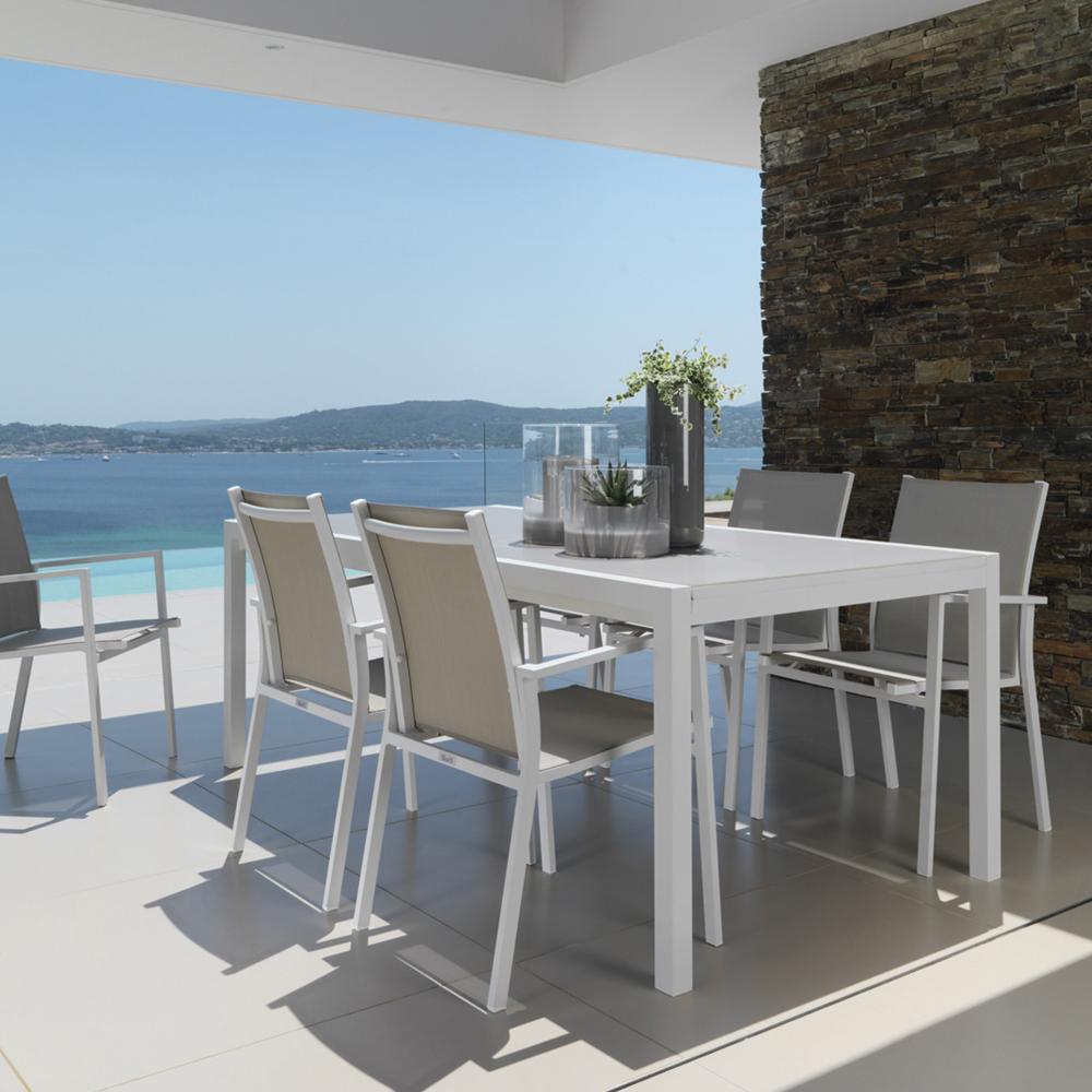 Tavoli e sedie tavolo e sedie maiorca for Tavolo allungabile giardino