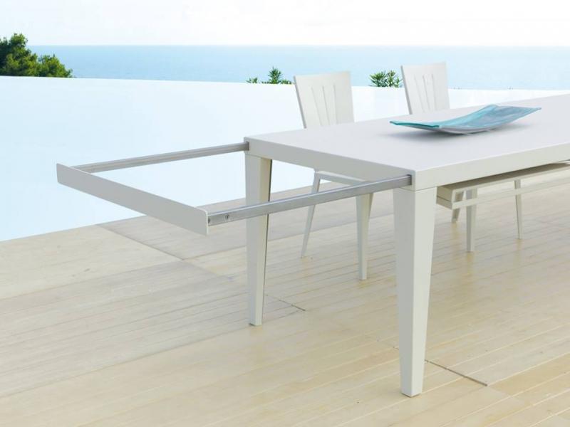 Tavoli e sedie tavolo allungabile skyline for Tavolo estensibile